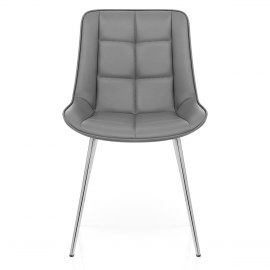 Milano Dining Chair Grey