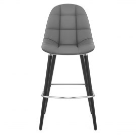 Vivo Bar Stool Dark Grey