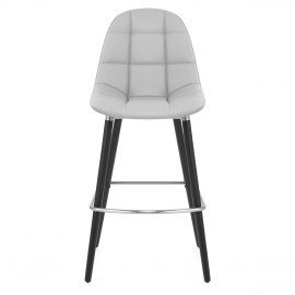 Vivo Bar Stool Light Grey