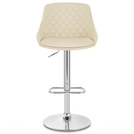 Palace Bar Stool Cream