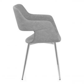 Quinn Dining Chair Antique Grey