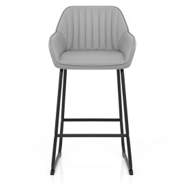 Kanto Bar Stool Light Grey