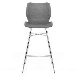 Haze Bar Stool Grey