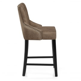 Loxley Stool Brown