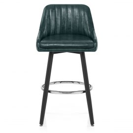 Hamilton Bar Stool Antique Green