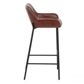Falcon Stool Antique Brown