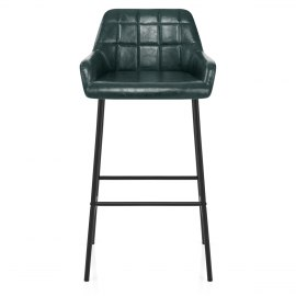 Falcon Stool Antique Green