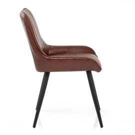 Mustang Chair Antique Brown