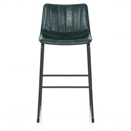 Tucker Stool Antique Green
