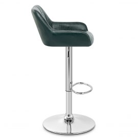 Eagle Bar Stool Antique Green