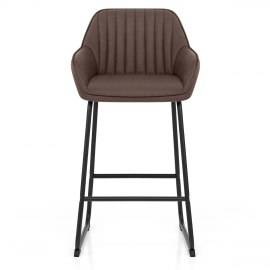 Kanto Bar Stool Brown