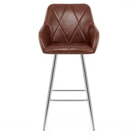 Mason Bar Stool Antique Brown
