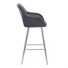 Mason Bar Stool Antique Slate