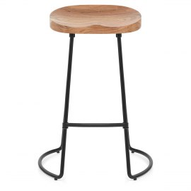 Foundry Wooden Bar Stool