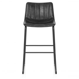Tucker Stool Antique Black