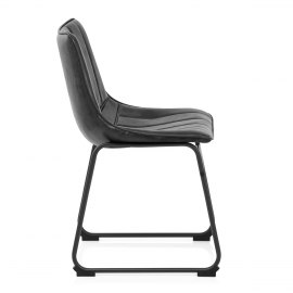 Tucker Chair Antique Black