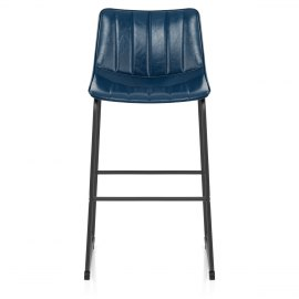 Tucker Stool Antique Blue
