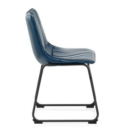 Tucker Chair Antique Blue