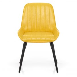 Mustang Chair Antique Yellow