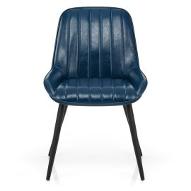 Mustang Chair Antique Blue