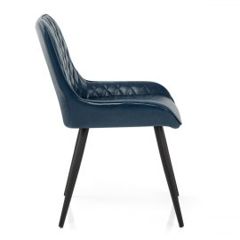 Lincoln Chair Antique Blue