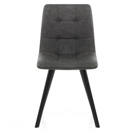 Daytona Dining Chair Antique Charcoal