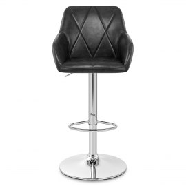 Modena Bar Stool Black