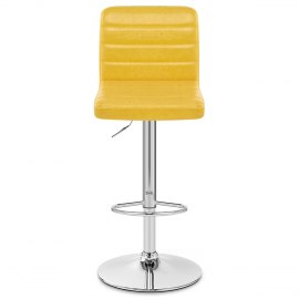 Prime Bar Stool Antique Yellow
