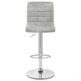Prime Bar Stool Light Grey