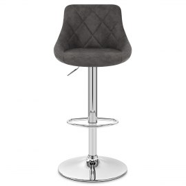 Hype Bar Stool Charcoal