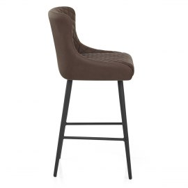 Provence Bar Stool Brown