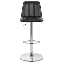 Pulse Bar Stool Antique Black