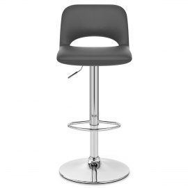 Hugo Bar Stool Grey
