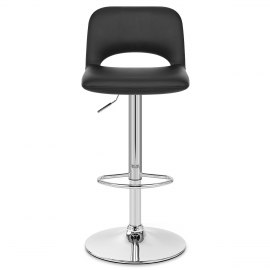 Hugo Bar Stool Black