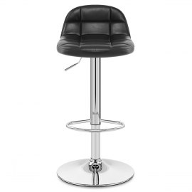 Spark Bar Stool Antique Black