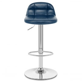 Spark Bar Stool Antique Blue