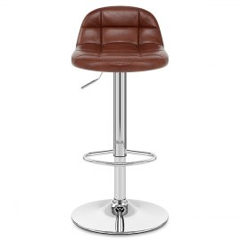 Spark Bar Stool Antique Brown