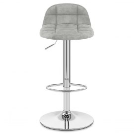 Spark Bar Stool Light Grey