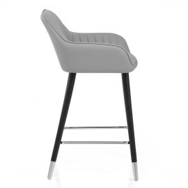 Apres Grande Stool Light Grey
