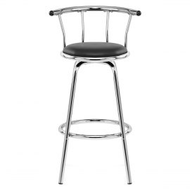 Layla Bar Stool Black