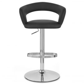 Opus Bar Stool Black
