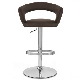 Opus Bar Stool Brown