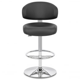 Vegas Kitchen Stool Black