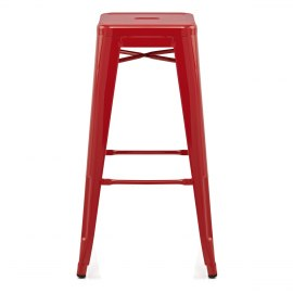 Replica Tolix Stool Red