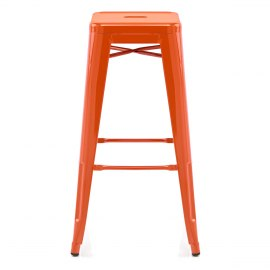 Replica Tolix Stool Orange