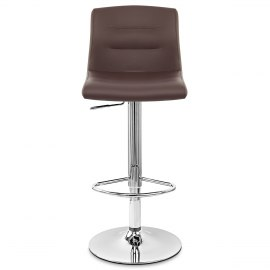 Paradis Bar Stool Brown