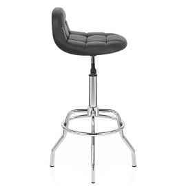 Summit Bar Stool Black