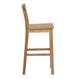 Grasmere Oak Bar Stool