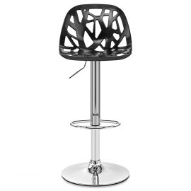 Bramble Bar Stool Black