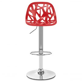 Bramble Bar Stool Red